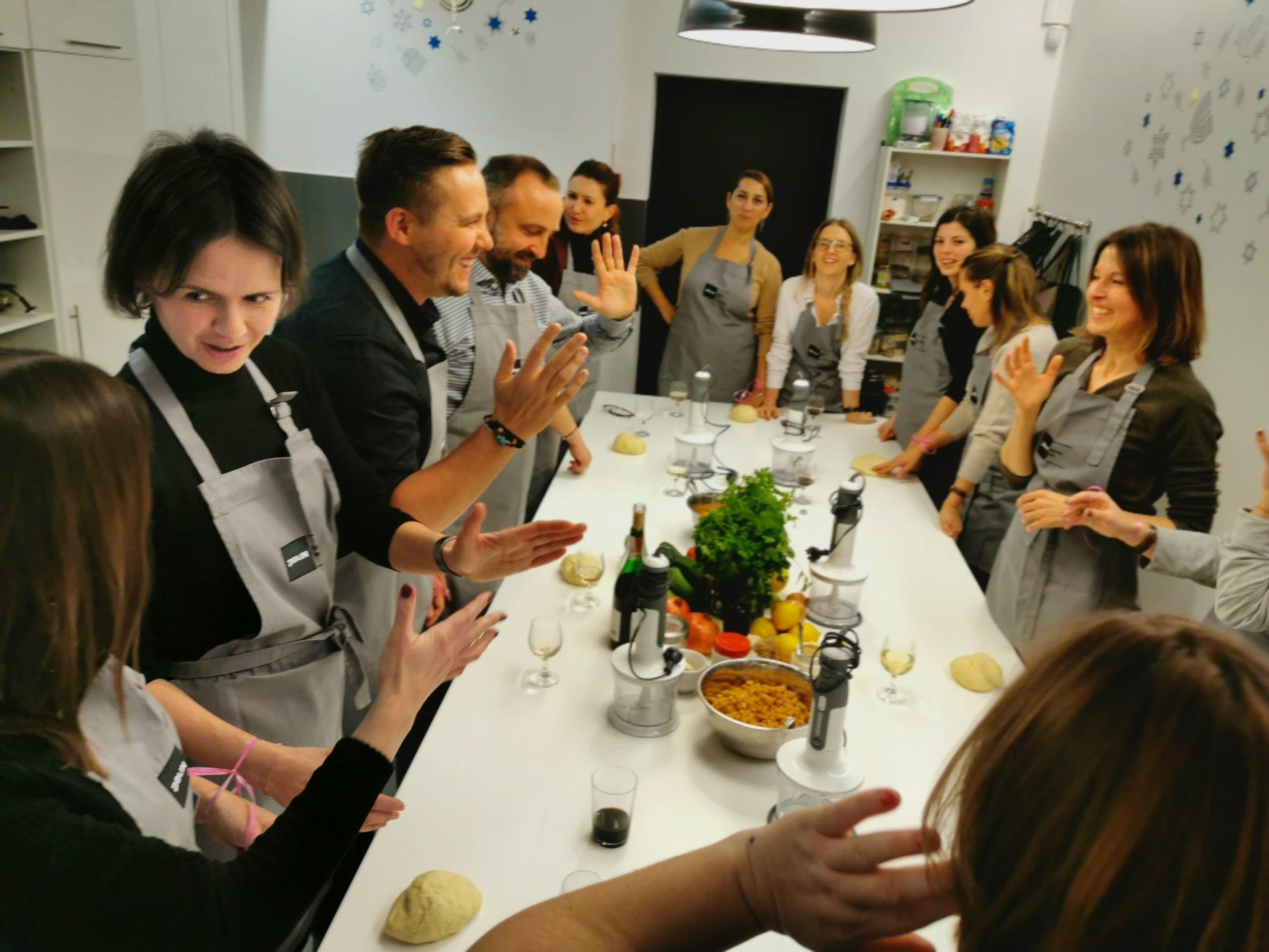 Izrael od kuchni